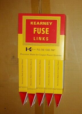 Cooper Power Systems/ Kearney fit all Fuse Link KS 3A FREE SHIPPING