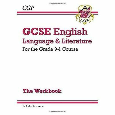 GCSE English Language and Literature Workbook - for the grade 9-1 course