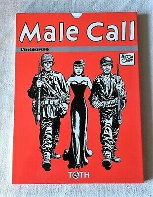 Male Call (Milton/Caniff) - Intégrale 2004 Tl 2000 Comme Neuf