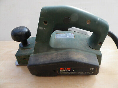 Bosch Electric Planer PHO100 made in Switzerland