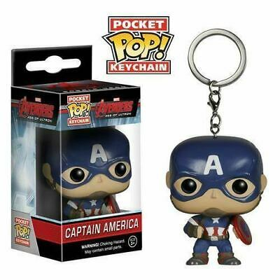Keychain Funko Pocket Pop! Vinyl Figure Keyring Collectable Toy Gift New In Box