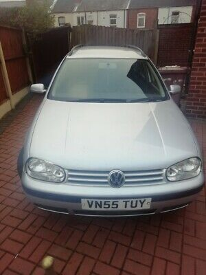 Vw Golf Tdi Estate 130 2006 One Previous Owner