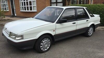 Stunning Rover Montego last ever one left of this model !! 41,775 miles