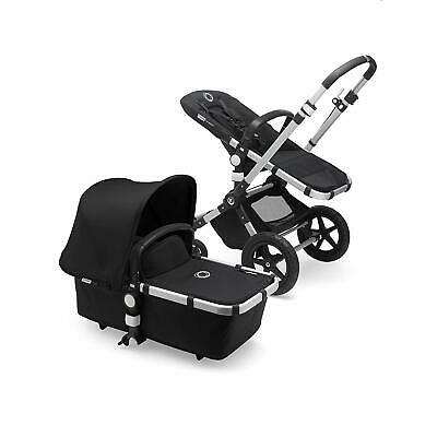 Bugaboo Cameleon 3 Plus Complete Pram and Pushchair, Black