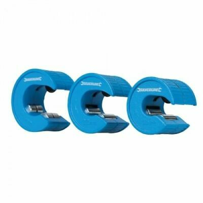 SILVERLINE QUICK CUT COPPER PIPE CUTTER / SLICE 15mm 22mm 28mm OPTIONS AVAILABLE
