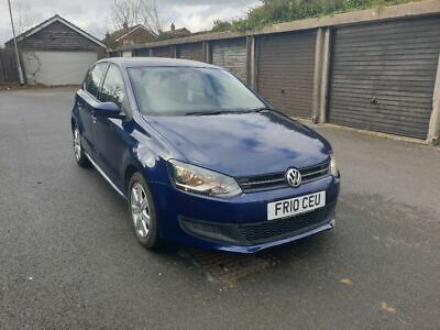 Volkswagen Polo 2010 1.6diesel £30 Road Tax