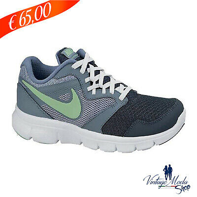 Nike Calzature Flex Experience 3 GS Unisex Shoes 653701 006 Scarpa Sneakers 3b03503517e