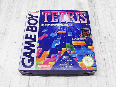 Boite Game Boy / Box : Tetris [FAH-1]