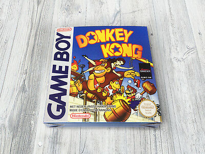 Boite Game Boy / Box : Donkey Kong