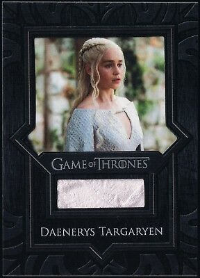 Game of Thrones Valyrian Steel Daenerys Targaryen Emilia Clarke Cape Relic #VR3