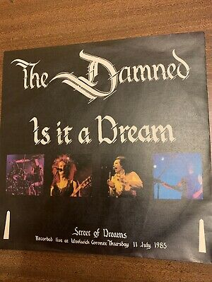 "The Damned Is It A Dream 7"" German Version"