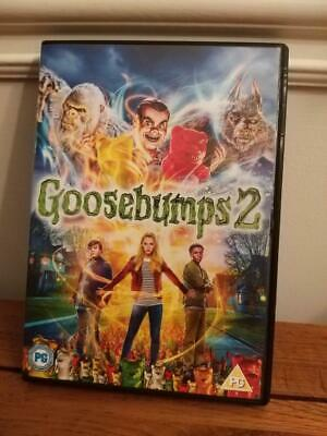 Goosebumps 2 -  DVD  - Watched Once