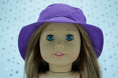 """Doll Clothes For 18"""" American Girl~Our Generation~Journey DREWBERRY SUN HAT"""