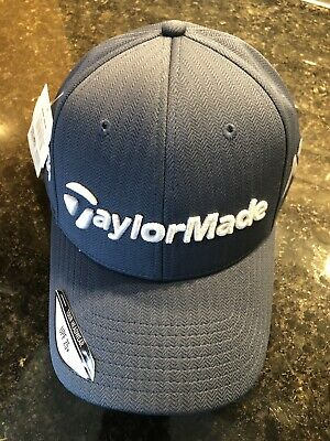 TaylorMade Golf Hat M1 PSI Tour Radar Blue Herringbone One Size Adjustable 79236f41828d