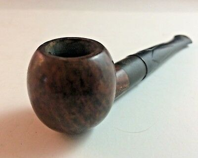 Vintage Filterwell Selected Briar HLT Estate Tobacco Smoking Pipe
