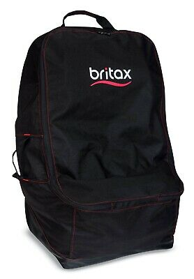 Britax Safe N Sound Car Seat Travel Bag - Black