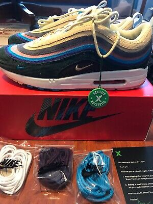 new product ea4fe cc129 SEAN WOTHERSPOON AIR Max 97 Size 11 STOCKX VERIFIED Deadstock