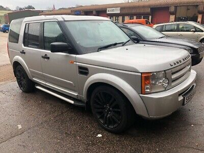 2005 landrover  discovery 6 speed manual  20inch wheels 7 seater