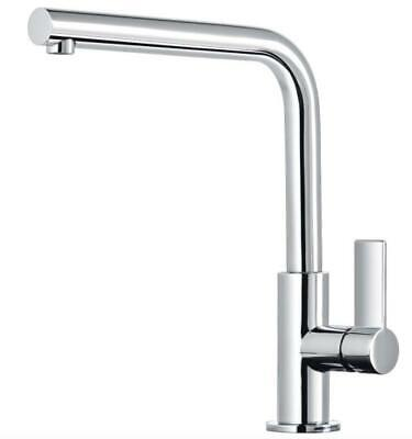 Smeg Md3 Mixer Tap Shower Extractable Chrome Rod Rotating 120°