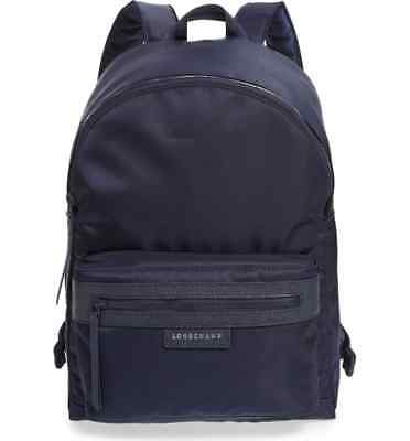 LONGCHAMP-Le Pliage Neo-NAVY BLUE Backpack-GUARANTEED AUTHENTIC-New 72f9928564862