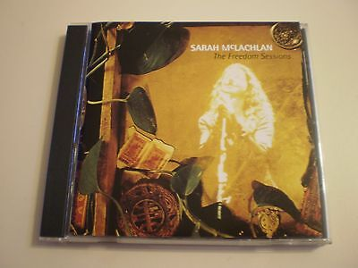 SARAH MCLACHLAN - THE FREEDOM SESSIONS - (CD ROM track) - CD