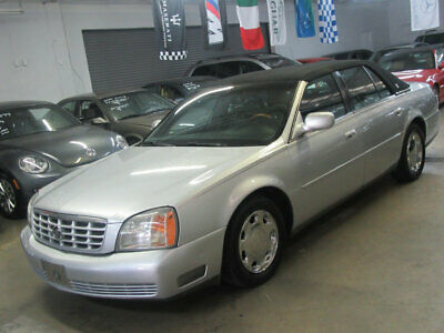 2001 Cadillac DeVille 4dr Sedan DHS WOW! $5,500 includes SHIPPING 71,000 miles Florida nonsmoker cold weather pkg