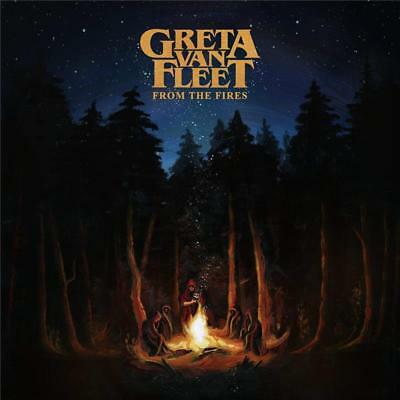 Greta Van Fleet From the Fires CD NEW