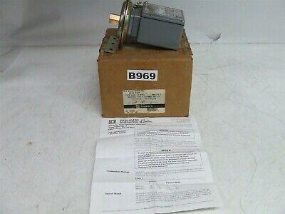 Square D 9012 GAW-1 Machine Tool Pressure Switch  5.0 psi g - Series C - New