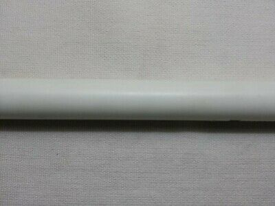 "NEW Delrin Rod 1-1/2"" dia x 13-1/2"" long Bar Stock White Round Acetal Drop"