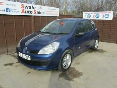 2006 Renault Clio 1.1 - Perfect First Car - Great Insurance Group - Reliable