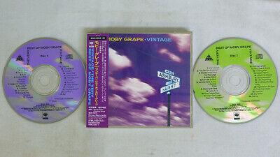 Moby Grape Vintage The Best Of Sony Japan Japan Obi Cd