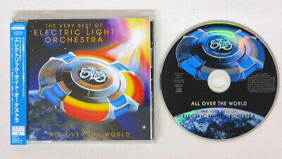 Electric Light Orchestra All Over The World: The Very Best Of Sony Japan Obi Cd