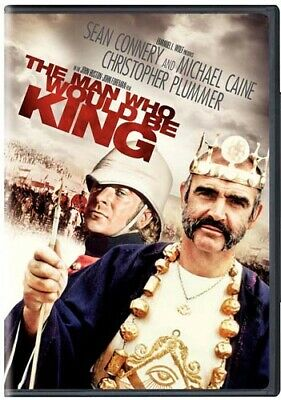 The Man Who Would Be King (Keepcase) (Dvd)