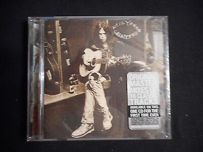 Neil Young - Greatest Hits - CD - New