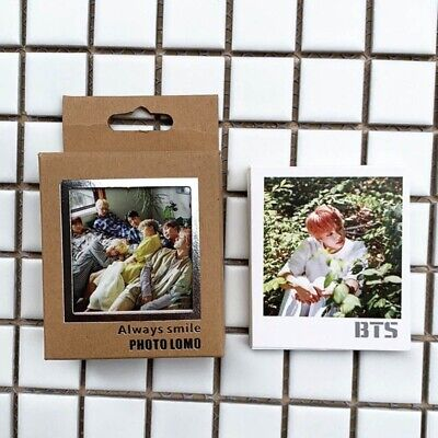 40 pcs/box KPOP BTS Bangtan Boys Season's Greetings Lomo Card Photocards JIMIN