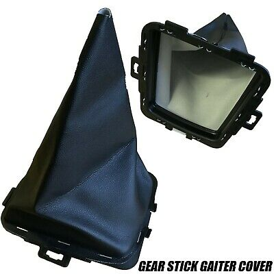 Black Gear Stick Change Lever Cover Sleeve Boot Gaiter Ford Fiesta 8A6R 7H409 Ma