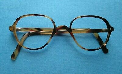 Vintage Frame Glasses Spectacles Faux Tortoise Shell 1950s, Original