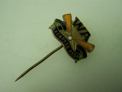 Vintage metal stick pin W.A. Lacrosse Association                           2072