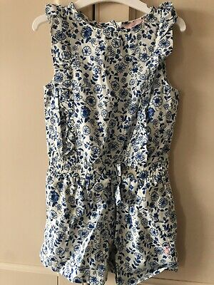 Gorgeous Girls Playsuit By Joules Age 5