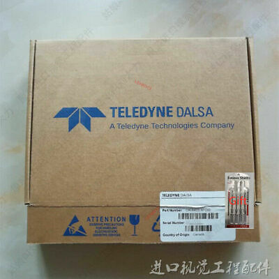 1PC NEW TELEDYNE DALSA OR-X4C0-XPD00 via DHL or EMS