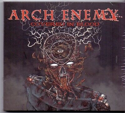 Arch Enemy - Covered In Blood (CD Album )