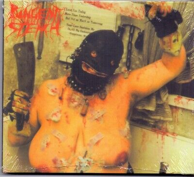 Pungent Stench - Dirty Rhymes And Psychotronic Beats (CD Album )