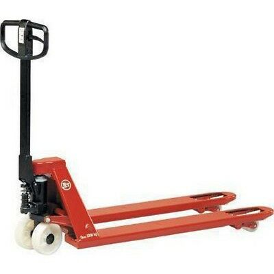 Used BT 2300kg Warehouse Hand Pallet Truck Perfect working condition