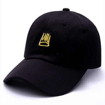cbb618d678d54 Sinner Crown Embroidery Dad Hat Drake Adjustable Baseball Cap Tour  Embroidery