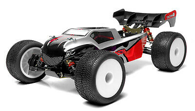1/14th Tacon Bulwalk Buggy BRUSHLESS RTR Remote Control RC Truggy 2.4ghz Red