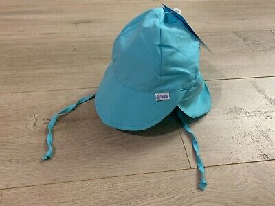 48842df6aea I PLAY. BABY Infant Toddler Flap Sun Protection Hat Cap UPF 50+ (9 ...