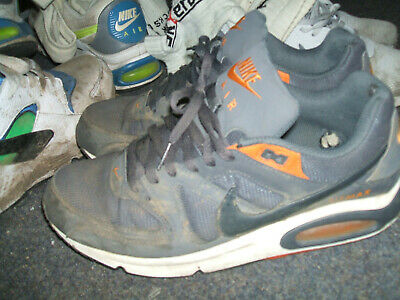 COOLE NIKE AIR MAX COMMAND SK8ER SNEAKER COOL USED US 11