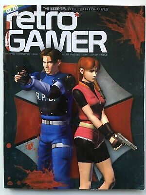 Retro Gamer Issue 190 Resident Evil 2 - EXCELLENT condition