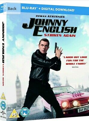 Johnny English Strikes Again - Hd Code