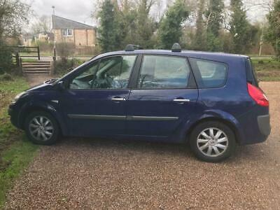 2008,7 seater, RENAULT GRAND SCENIC DYNAMIQUE 1.9Diesel DCI130